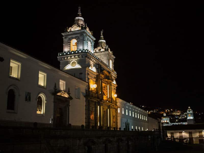 dicas de passeios em Quito