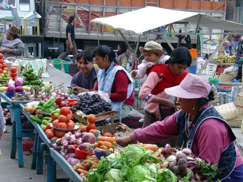 Comidas típicas de Quito