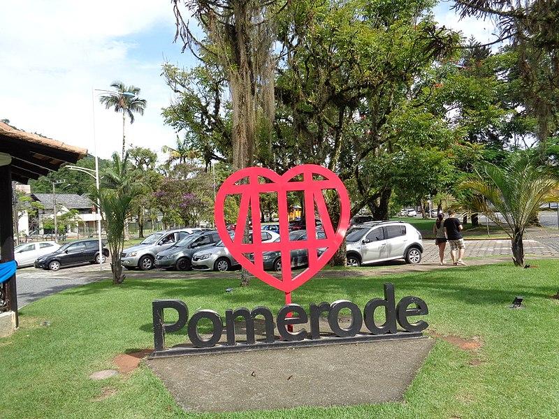 Cidades próximas a Pomerode