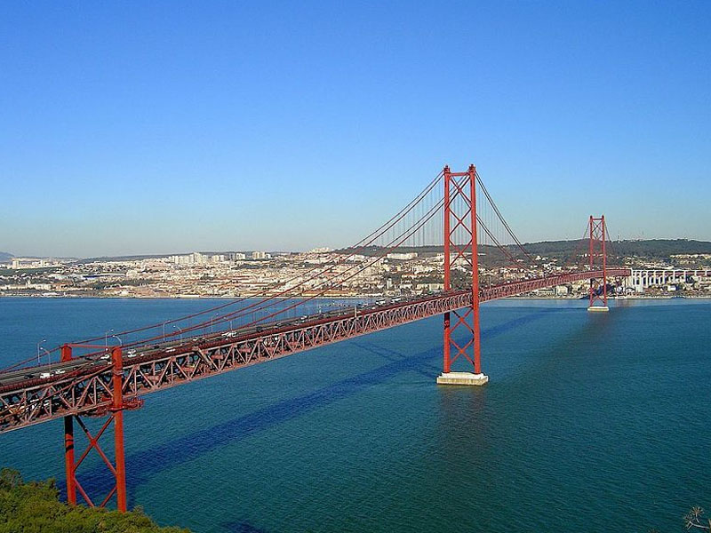 Lisboa para Setúbal