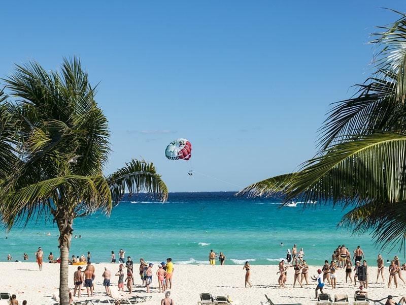 Praias mais bonitas em Cancún