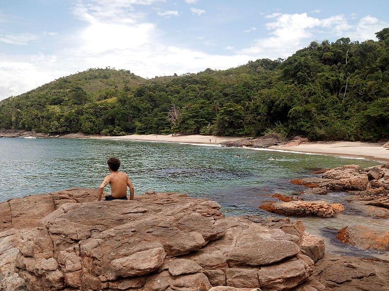 Melhores praias de Ubatuba