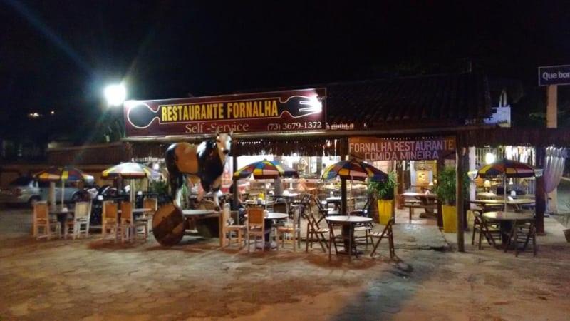 Restaurantes na Bahia