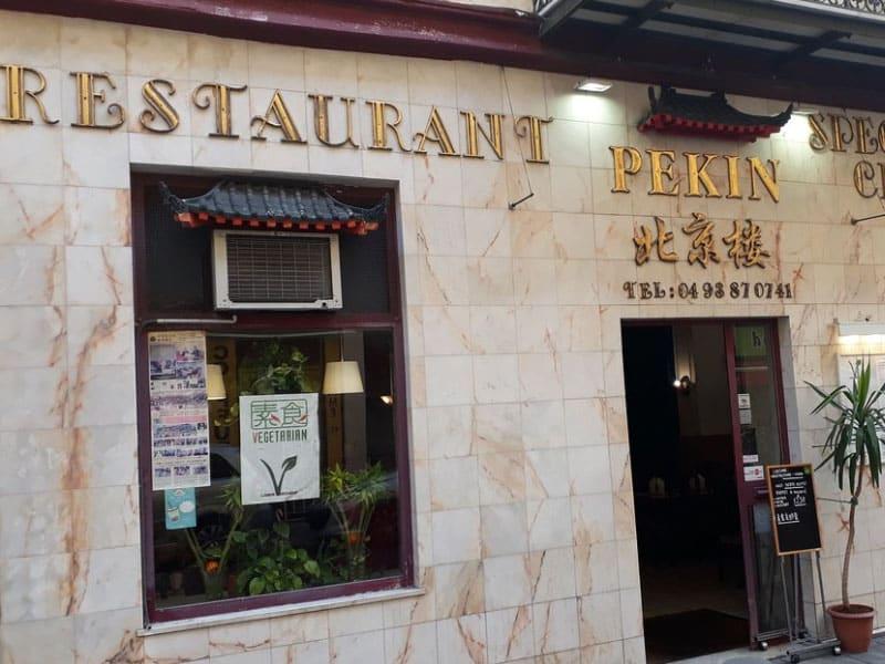 Restaurantes orientais na França