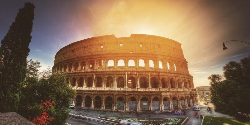 Destinos arte Roma
