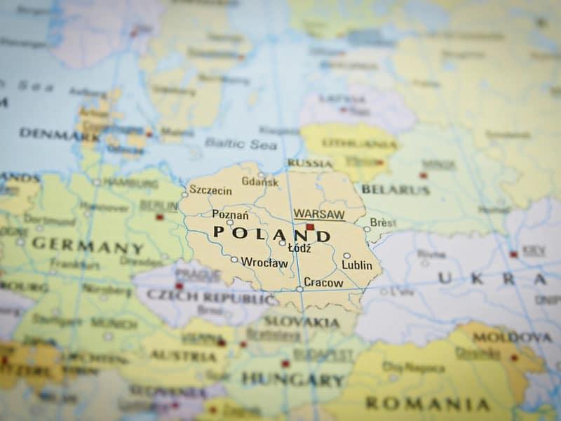Turismo na Polônia