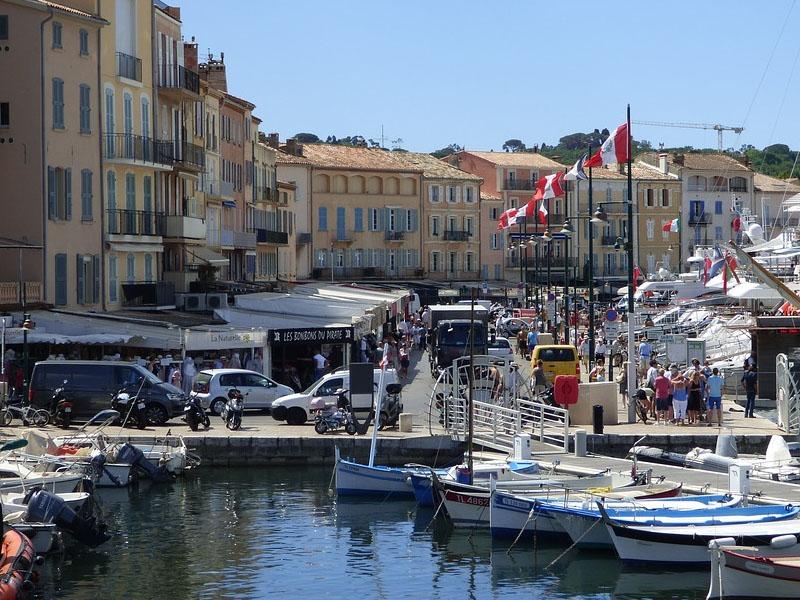 O que fazer em Saint-Tropez