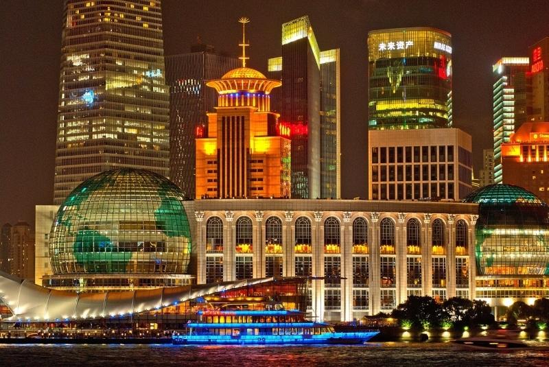 Destinos arte Shangai