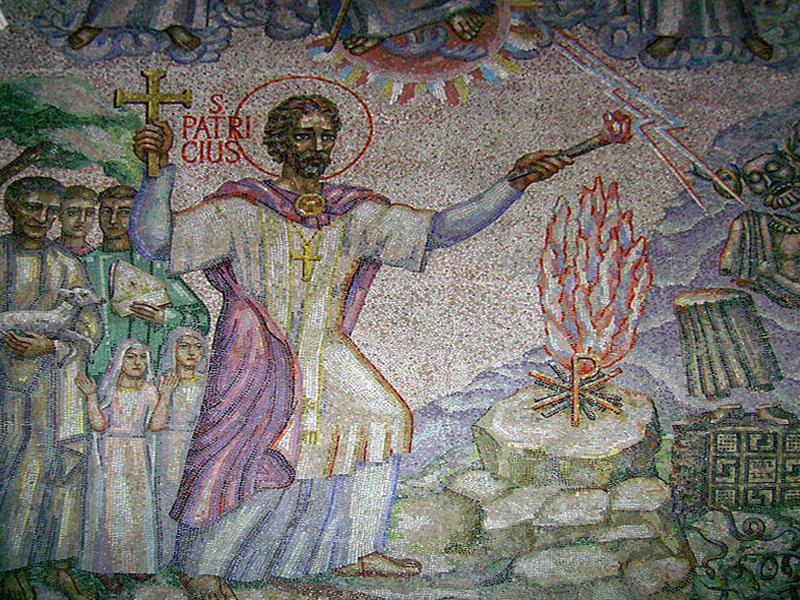 História de St. Patrick
