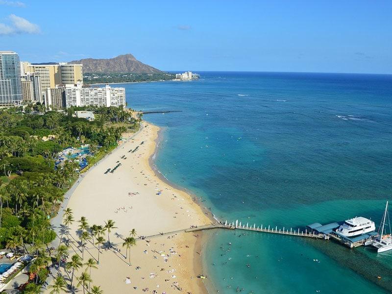 Pontos turísticos de Oahu