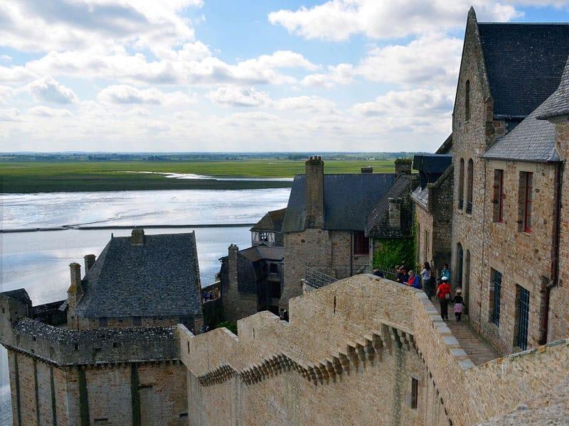 Lugares mais visitados da França
