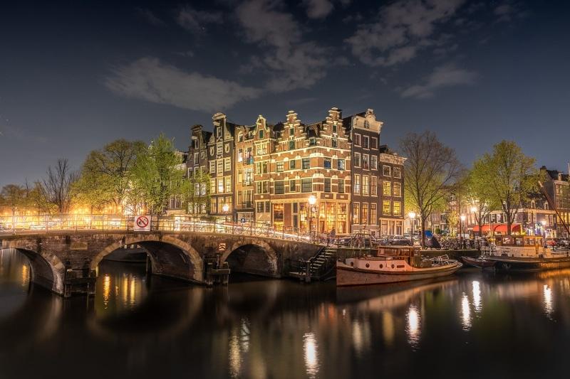 Visto para Holanda