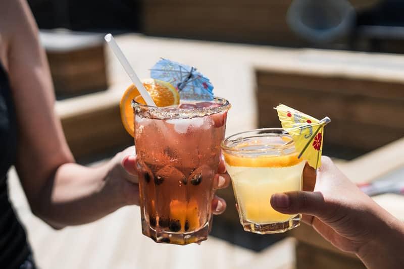 Drinks em navios