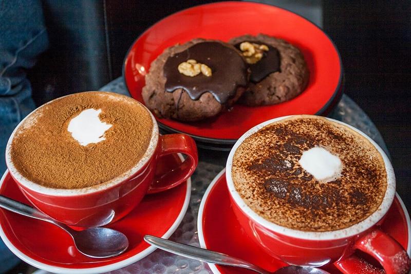 Cafés Campos do Jordão