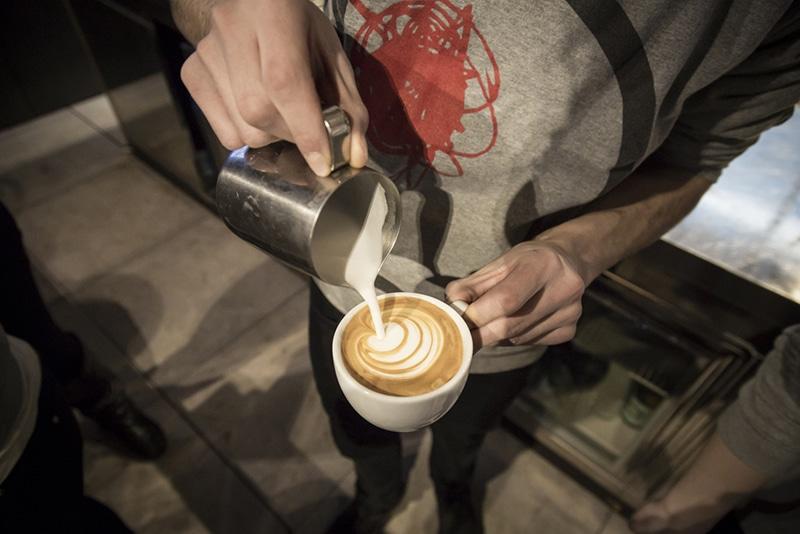 Melhor café de Roma