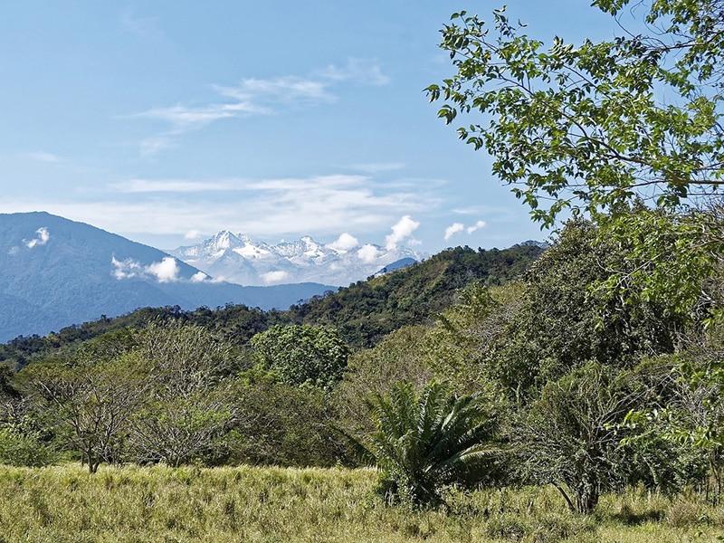 Colômbia no verão