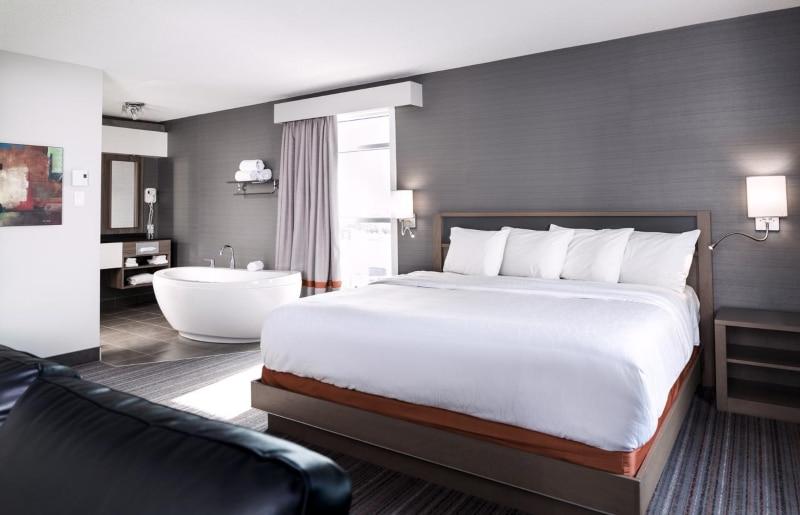 Hotéis perto do aeroporto de Quebec City