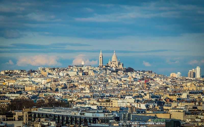 bairros de paris