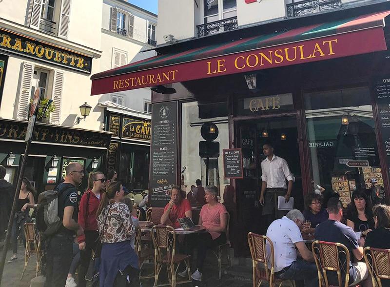 Onde comer em Montmartre