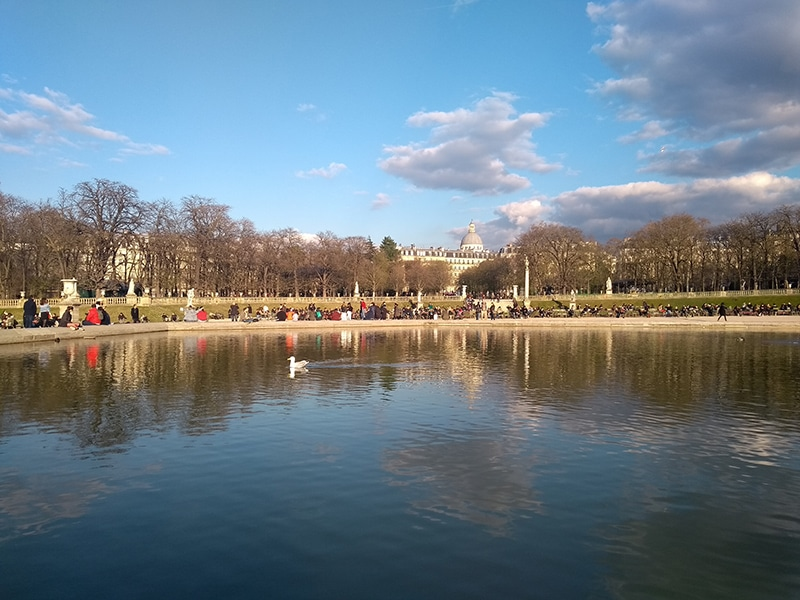Pontos turísticos do Bairro Latino em Paris