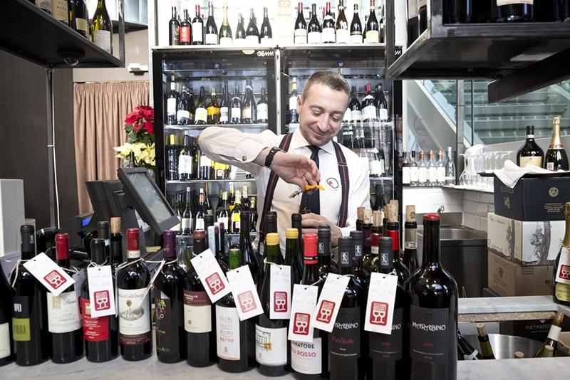 Onde tomar vinho em Roma