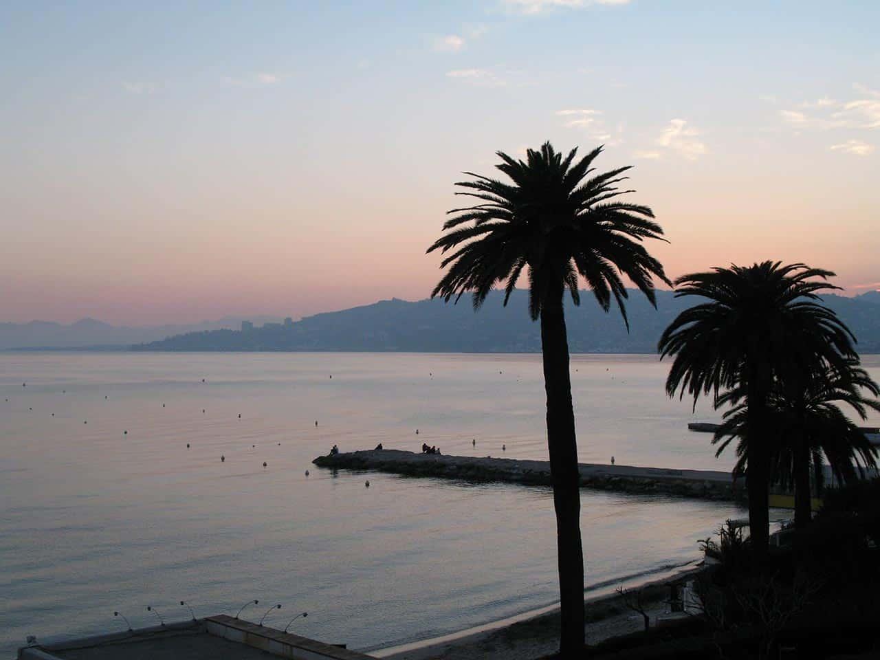 Mais importantes pontos turísticos e Cannes