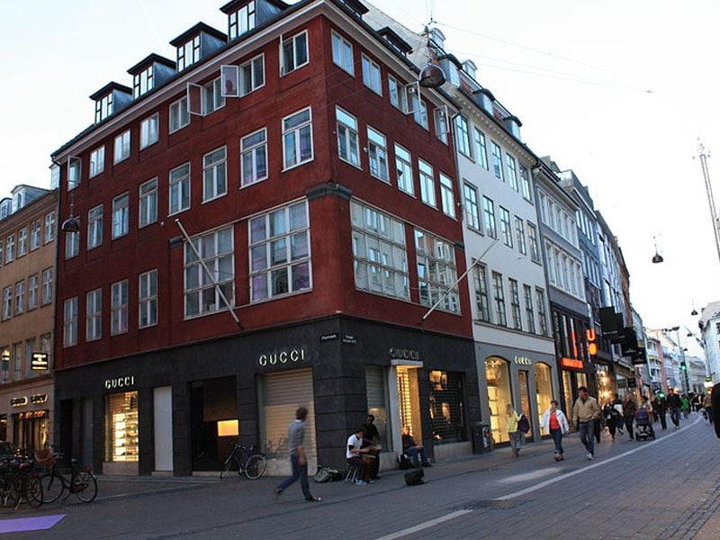 Strøget Copenhague