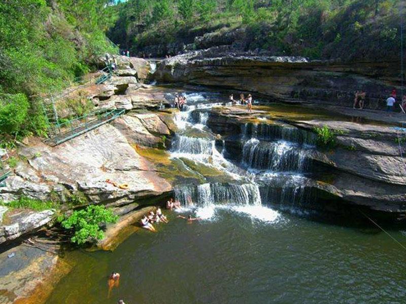 Cachoeiras no Paraná
