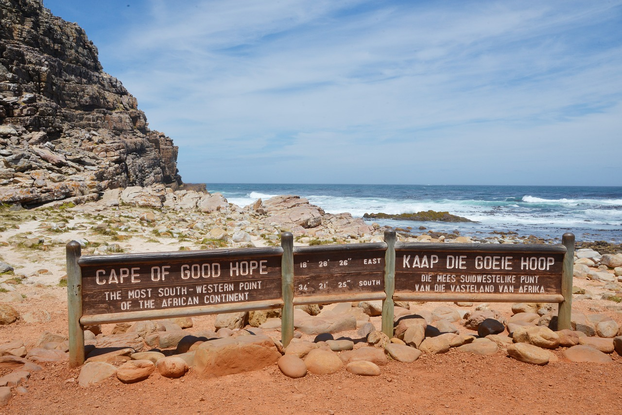 Turismo em Cape Town