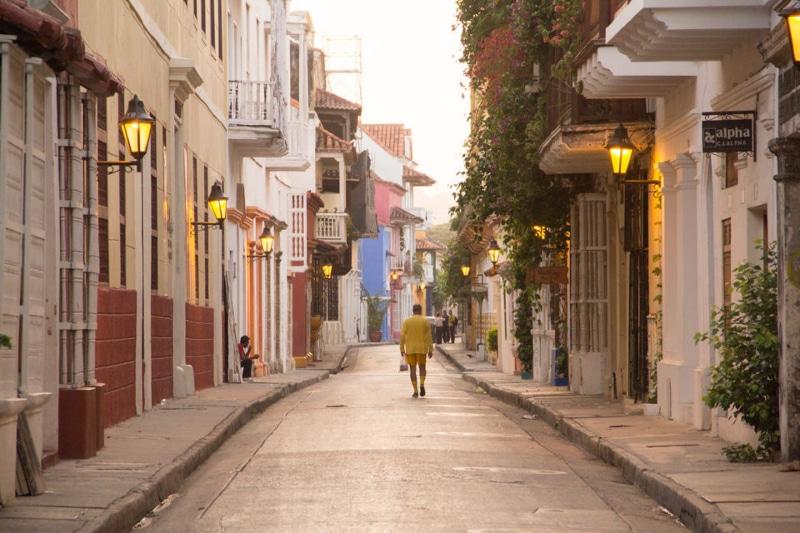 Tour por Cartagena