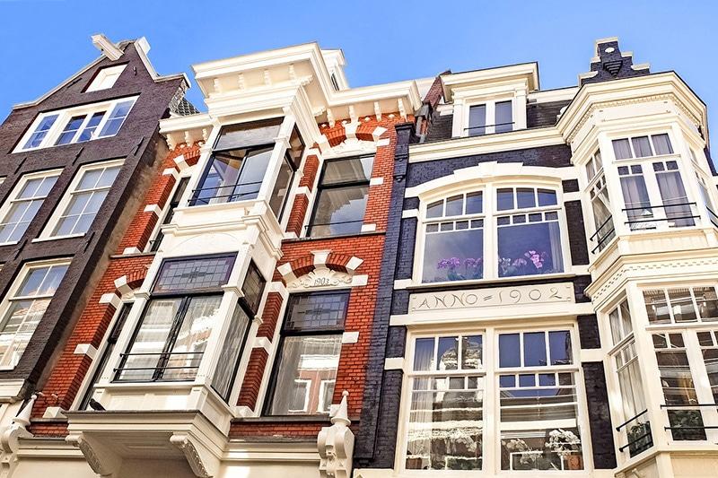 Amsterdam arquitetura