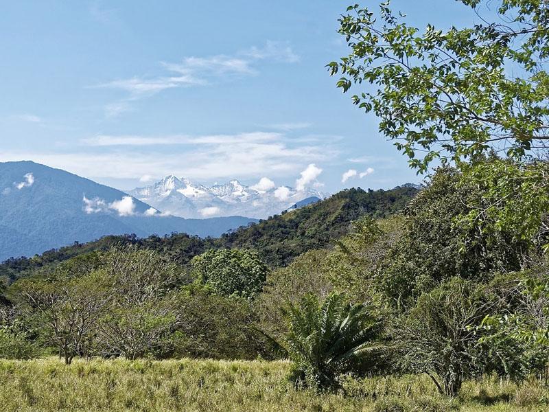 Colombia no inverno