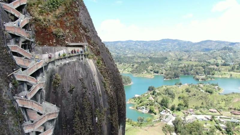 Lugares paradisíacos na Colômbia