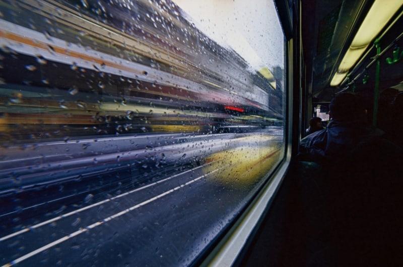 transporte publico varsovia