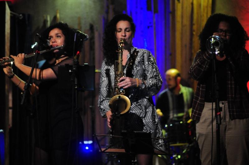 Jazz nos Fundos SP