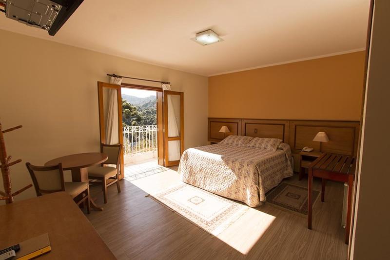 Melhores hotéis em Campos do Jordão