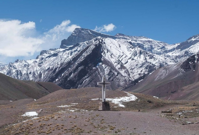 Passeios nas montanhas de Mendoza