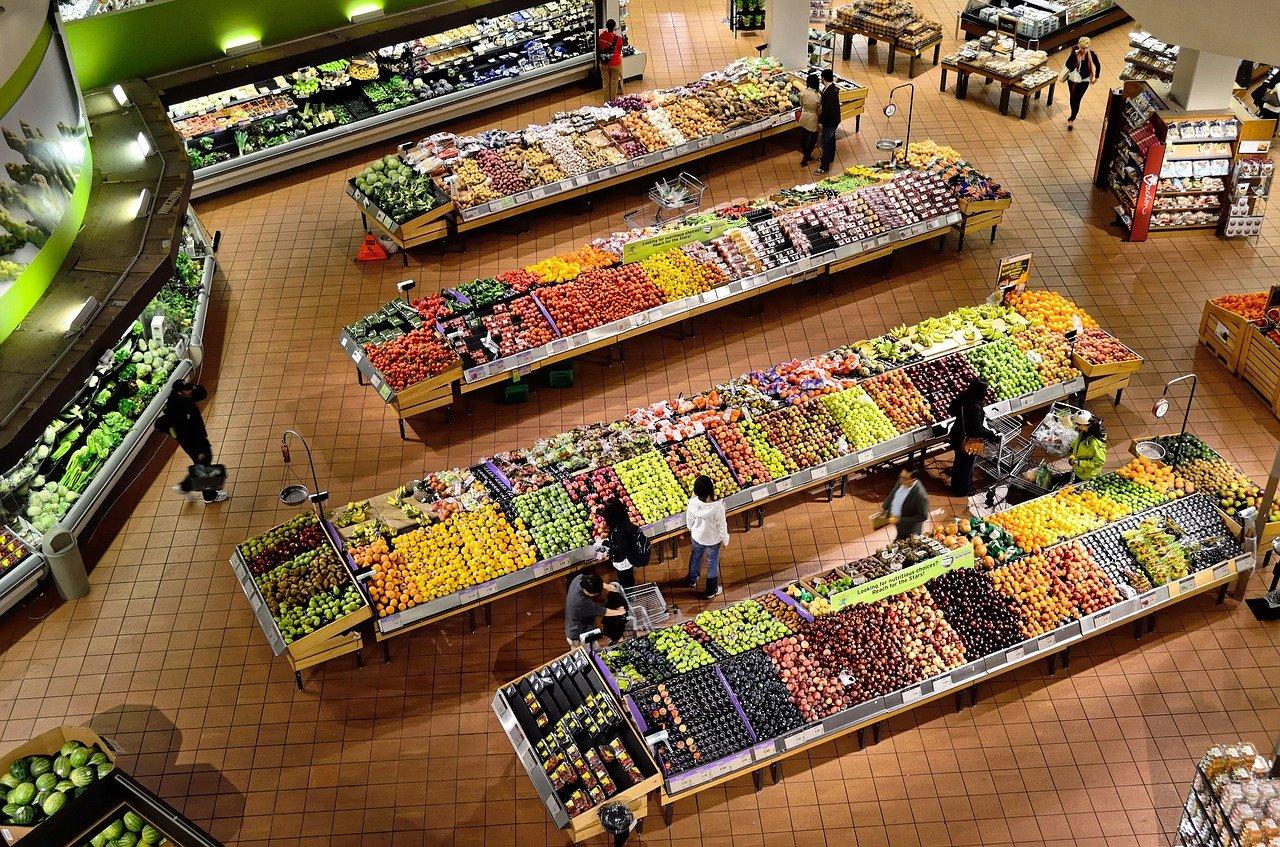 Alimentação na Holanda