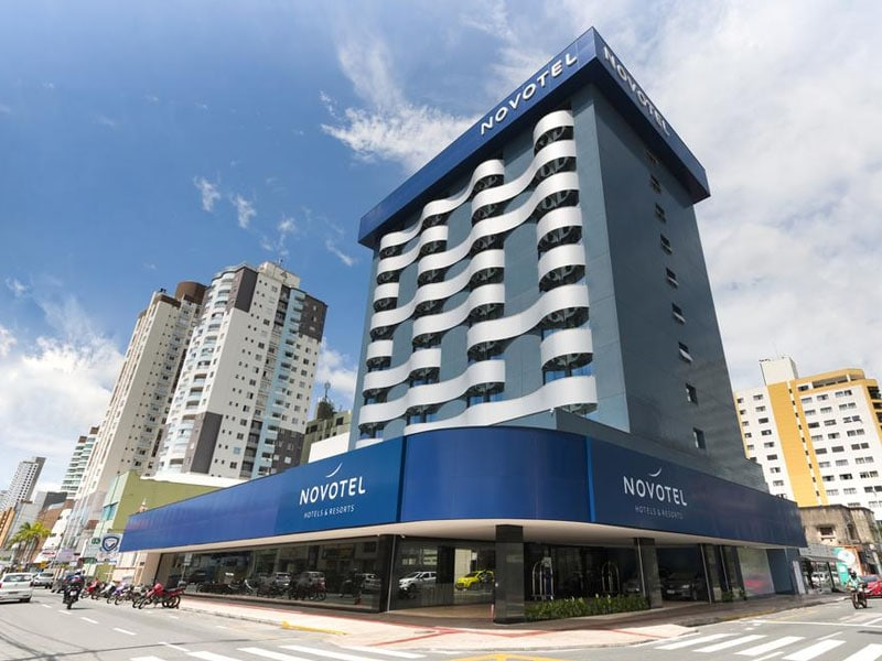 Hotéis em Itajaí