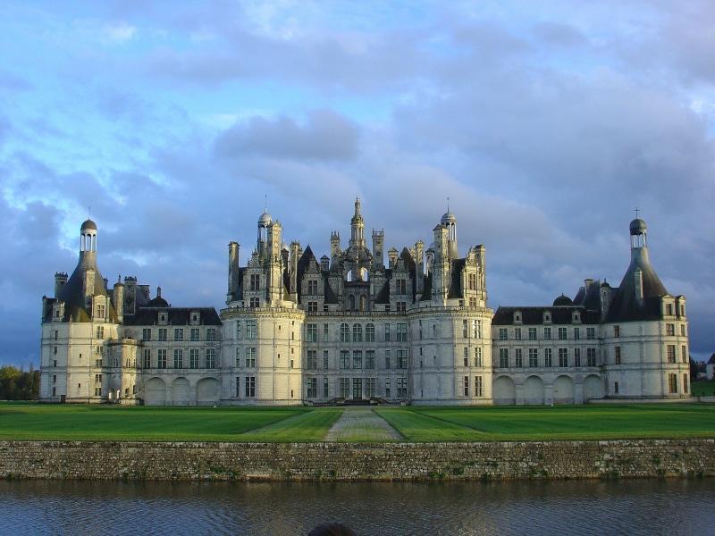 Vale do Loire roteiro 1 dia