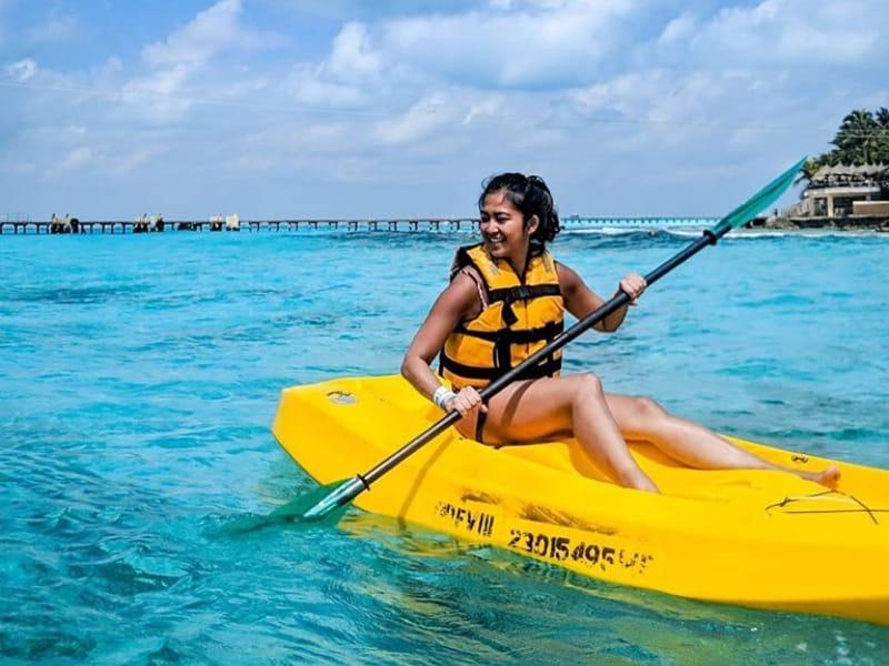 hotel com parque aquatico cancun