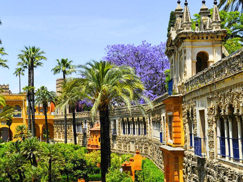 Passeios em Sevilha