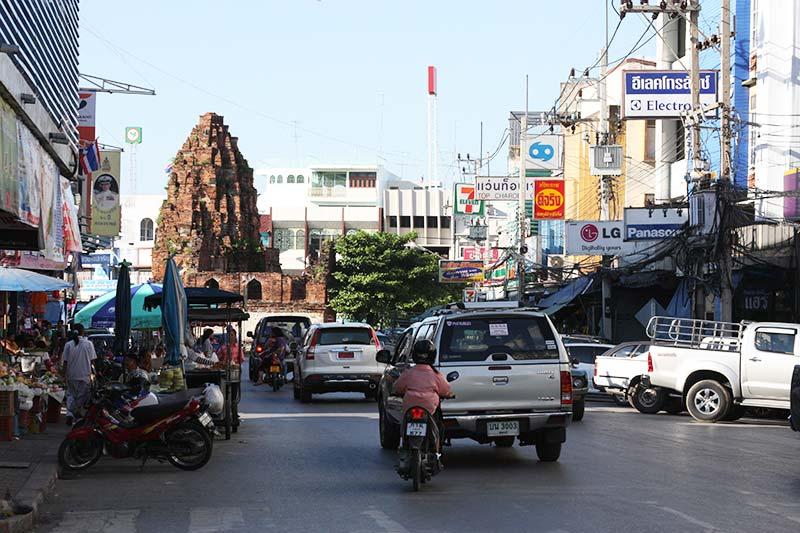 Principais cidades da Tailândia