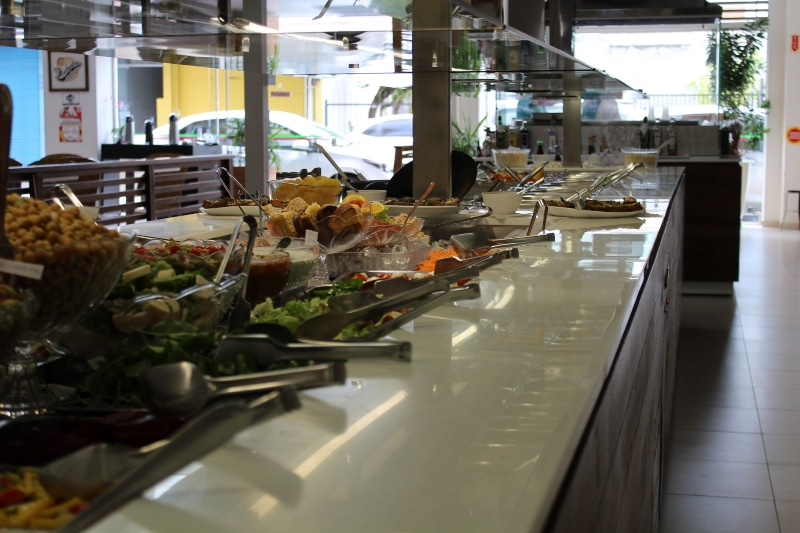 Restaurante Blumenau, Santa Catarina