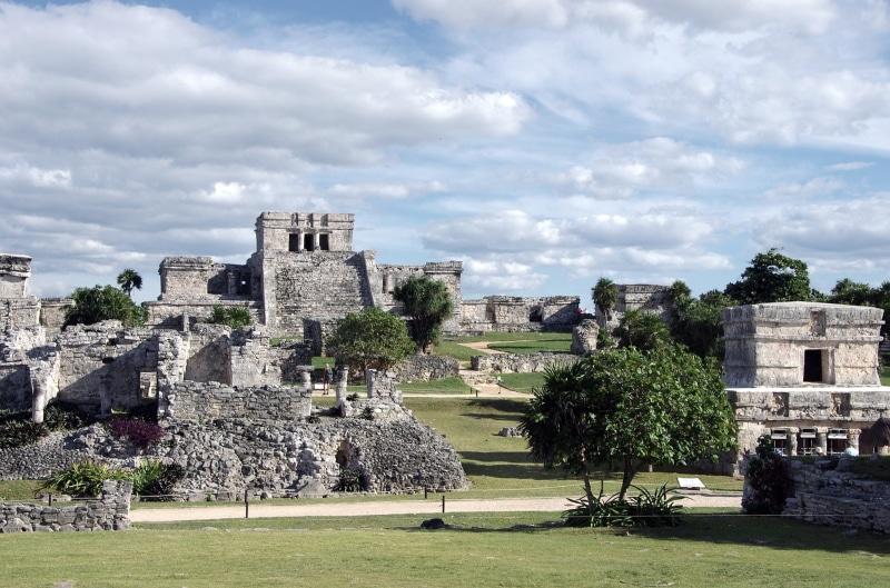 Sítio histórico México
