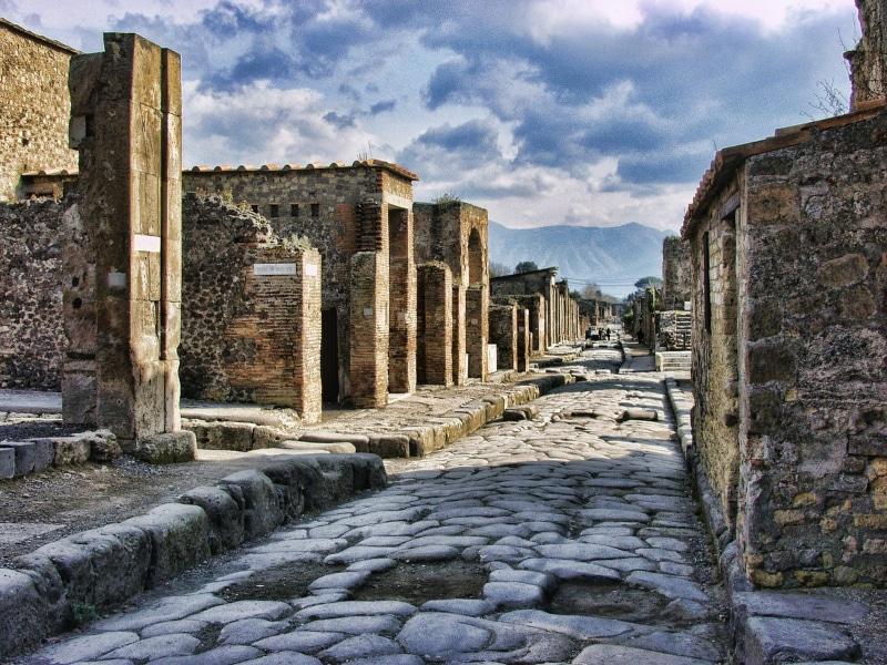 Cidades históricas da Itália