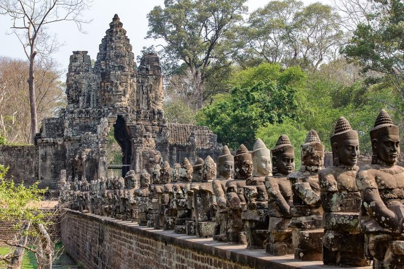 Sítios arqueológicos mais visitados do mundo