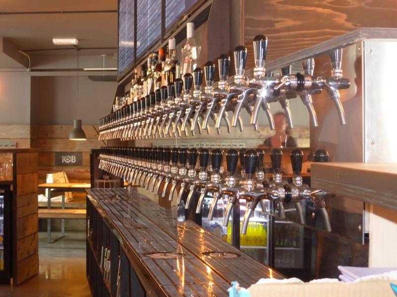 Cervejaria em Copenhague