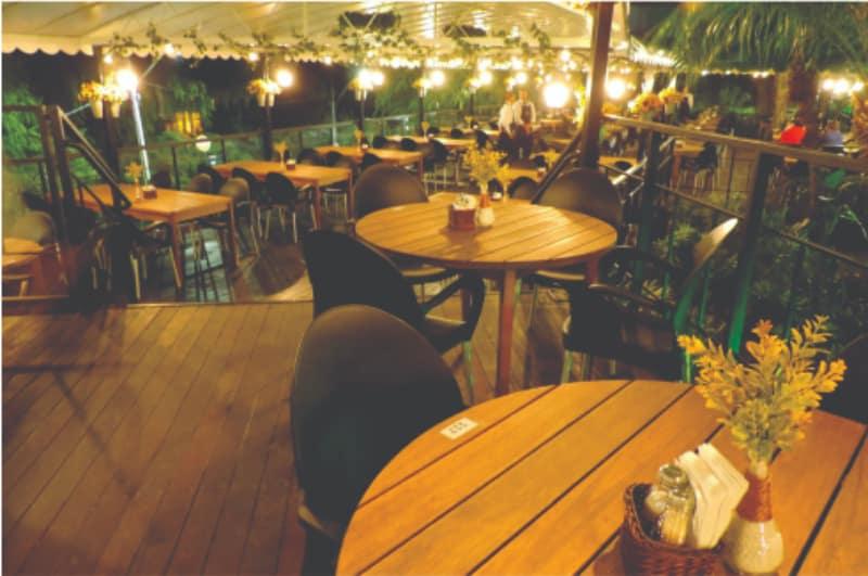 Restaurante Thapyoca Blumenau