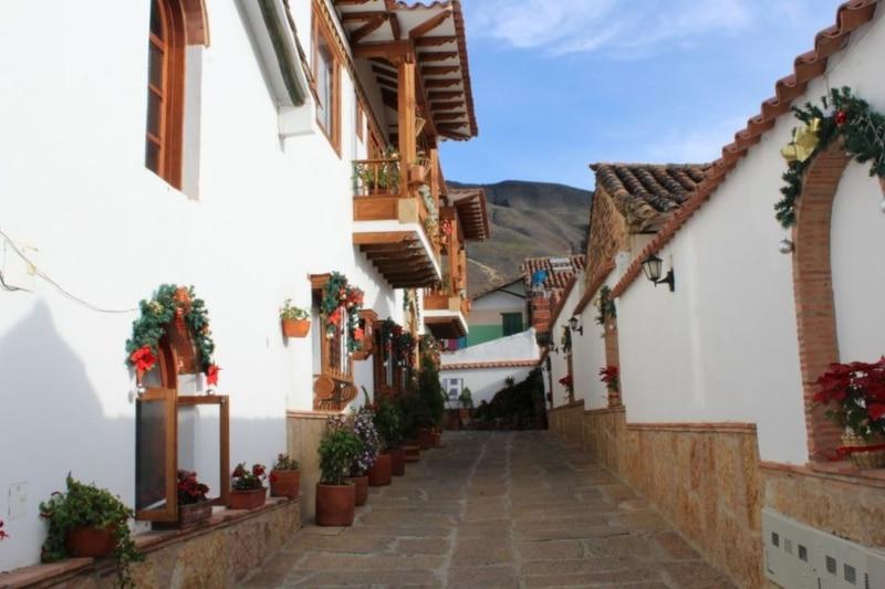Cidades históricas da Colômbia